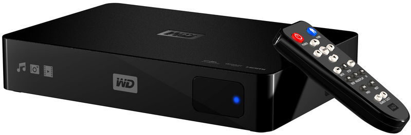 disque dur multimedia western digital