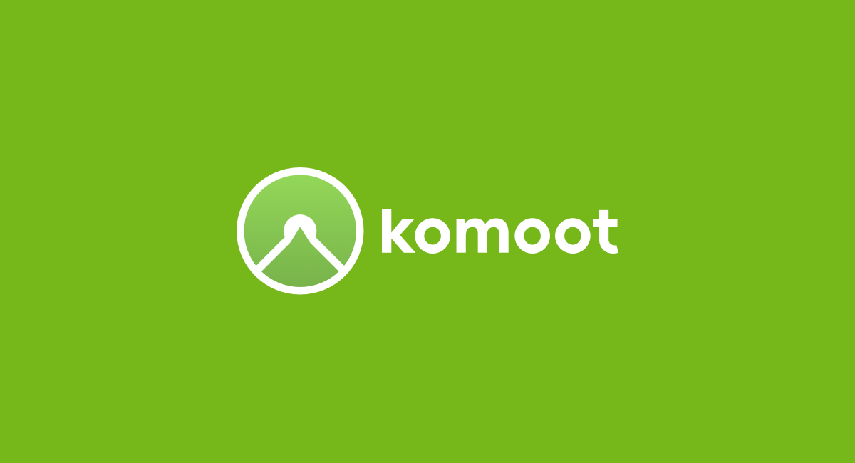 application GPS Komoot
